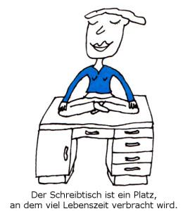 Der-Schreibtisch-ist-ein-Platz- an-dem -viel-Lebenszeit-verbracht-wird.